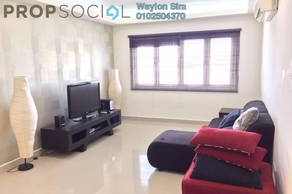 For Rent Condominium at Casa Desa, Taman Desa Freehold Fully Furnished 2R/2B 2k