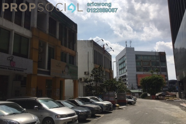 For Rent Shop at Koi Tropika, Puchong Leasehold Semi Furnished 0R/2B 2.6k