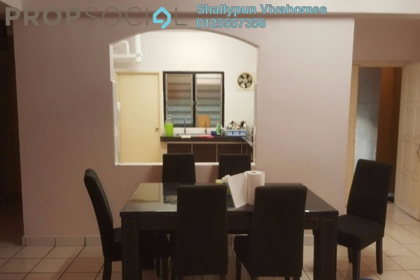For Rent Condominium at Vista Komanwel, Bukit Jalil Freehold Fully Furnished 3R/2B 2.1k