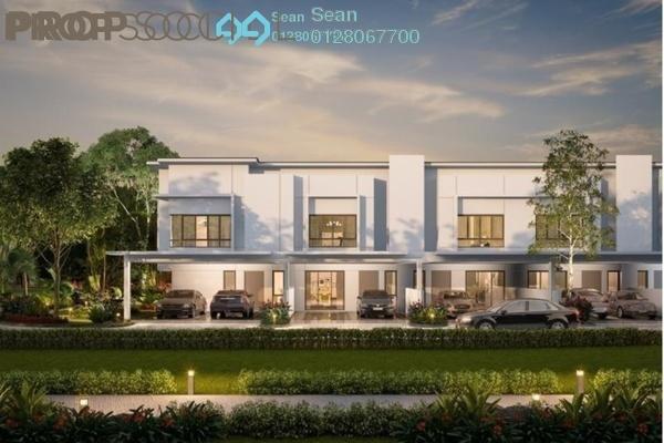 For Sale Terrace at Happy Garden, Old Klang Road Freehold Unfurnished 4R/3B 519k
