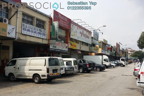 For Rent Factory at Ehsan Jaya Industrial Park, Kepong Freehold Unfurnished 0R/0B 3.8k