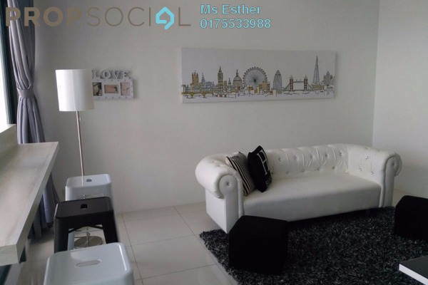 For Sale SoHo/Studio at Sunrise Gurney, Gurney Drive Freehold Fully Furnished 1R/2B 1.32m