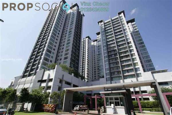 For Sale Condominium at The Saffron, Sentul Freehold Fully Furnished 2R/2B 700k
