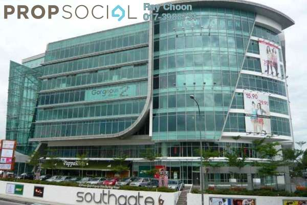 For Sale Office at Southgate, Sungai Besi Freehold Unfurnished 0R/0B 448k
