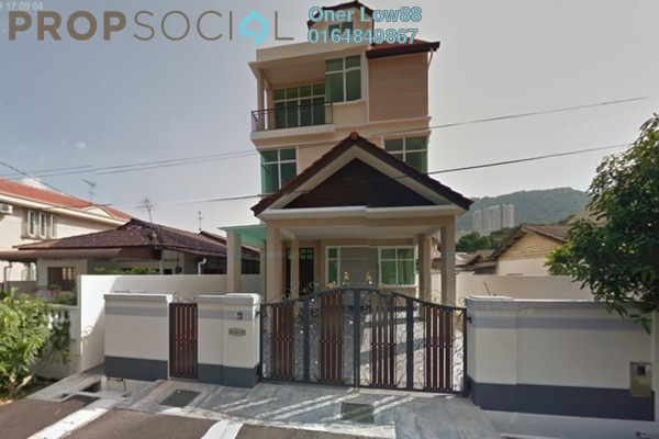 For Sale Bungalow at Greenlane, Bukit Jelutong Freehold Unfurnished 8R/7B 3.5m