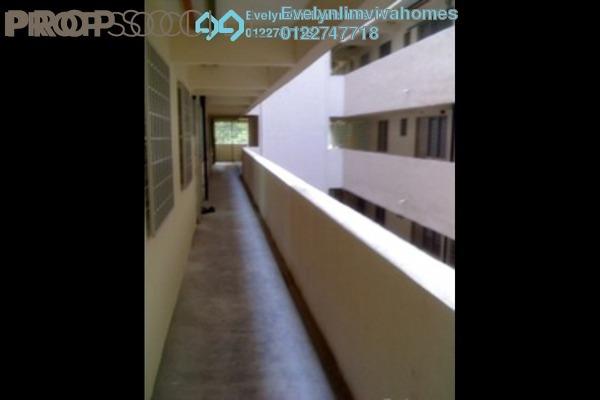 For Rent Apartment at Desa Satu, Kepong Freehold Unfurnished 3R/2B 700translationmissing:en.pricing.unit