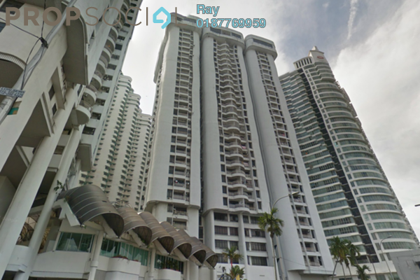 For Rent Condominium at Villa Putera, Putra Freehold Fully Furnished 3R/2B 2.1k
