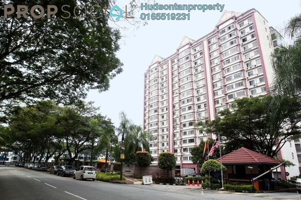 For Rent Condominium at Danau Impian, Taman Desa Leasehold Fully Furnished 3R/2B 1.4k