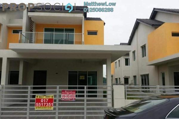 For Rent Condominium at Pearl Residence, Simpang Ampat Freehold Semi Furnished 4R/3B 1.3k