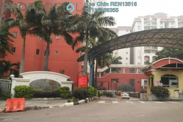 For Sale Condominium at Ketumbar Hill, Cheras Freehold Semi Furnished 3R/2B 505k