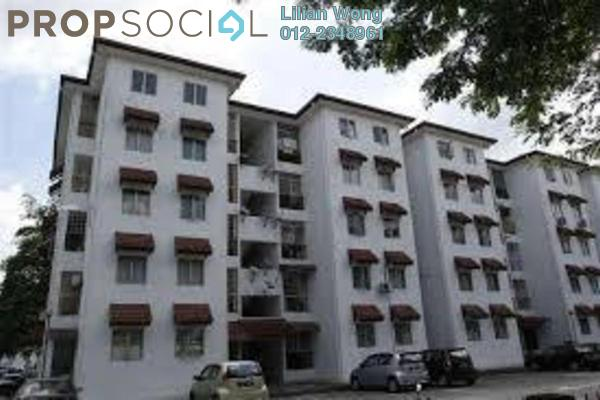 For Sale Apartment at USJ 1, UEP Subang Jaya Leasehold Unfurnished 3R/2B 255k