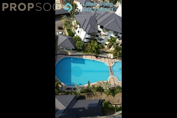 For Sale Condominium at Tropika Paradise, UEP Subang Jaya Freehold Semi Furnished 4R/3B 950k