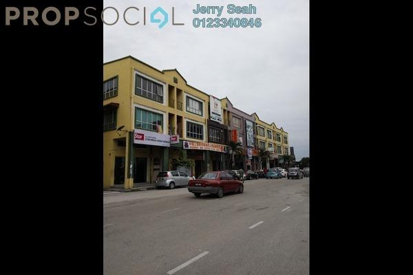 For Rent Shop at Kawasan 18, Klang Freehold Unfurnished 0R/0B 1.5k