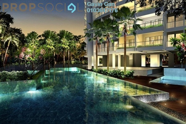For Sale Condominium at Imperial Hatamas, Cheras Leasehold Unfurnished 3R/2B 500k