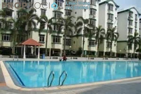 For Sale Condominium at Goodyear Court 10, UEP Subang Jaya Freehold Semi Furnished 3R/2B 450k