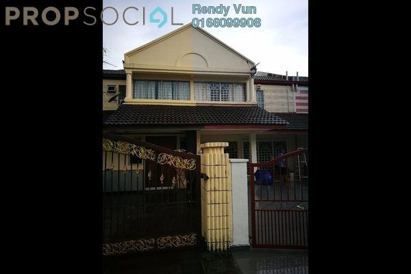For Rent Terrace at PJS 9, Bandar Sunway Leasehold Semi Furnished 4R/3B 2.8k