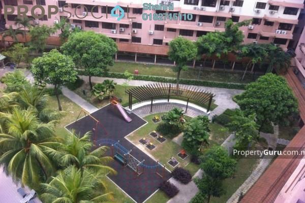 For Rent Condominium at Bayu Tasik 1, Bandar Sri Permaisuri Leasehold Semi Furnished 3R/2B 1.8k