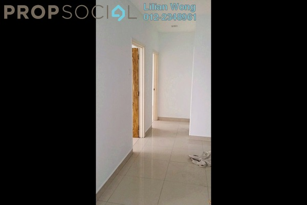 For Sale Condominium at Pelangi Utama, Bandar Utama Leasehold Semi Furnished 3R/2B 655k