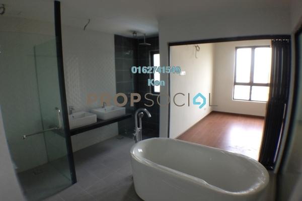 For Sale Condominium at Zefer Hill Residence, Bandar Puchong Jaya Freehold Unfurnished 4R/4B 798k
