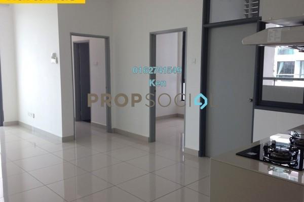 For Sale Condominium at USJ One Park, UEP Subang Jaya Leasehold Semi Furnished 2R/2B 495k