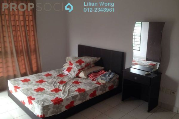 For Rent Condominium at La Vista, Bandar Puchong Jaya Freehold Semi Furnished 3R/2B 1.8k