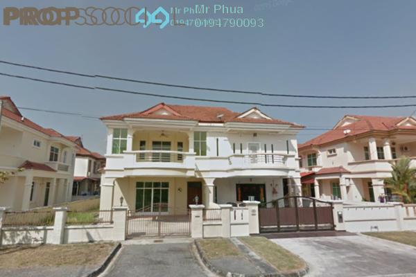 For Sale Terrace at Taman Merbau Indah, Penang Freehold Unfurnished 4R/3B 750k