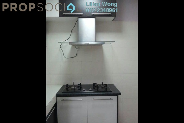 For Rent Condominium at Casa Prima, Kepong Leasehold Semi Furnished 3R/2B 1.4k