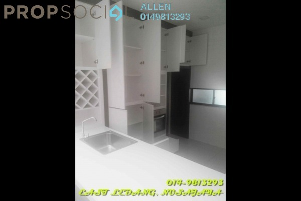 For Rent Terrace at East Ledang, Iskandar Puteri (Nusajaya) Freehold Fully Furnished 4R/4B 3k