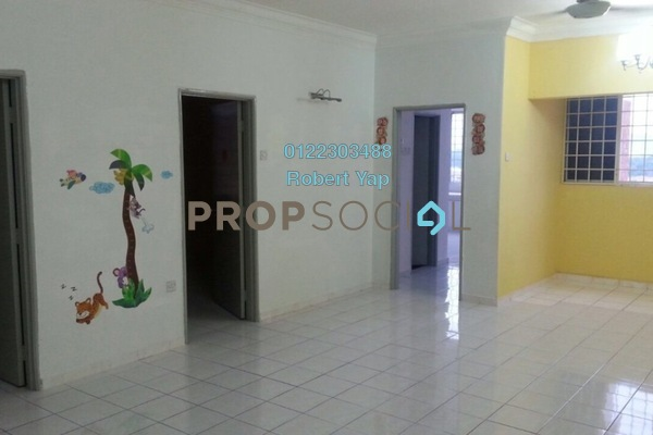 For Sale Condominium at Green Acre Park, Bandar Sungai Long Freehold Semi Furnished 3R/2B 400k