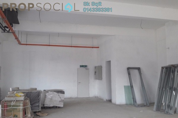 For Rent Shop at Maxim Citilights, Sentul Leasehold Unfurnished 0R/1B 16.9k