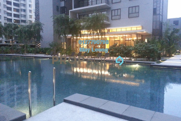 For Sale Condominium at Five Stones, Petaling Jaya Freehold Semi Furnished 4R/0B 2.4m