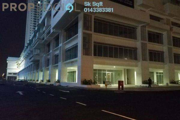 For Rent Shop at Maxim Citilights, Sentul Leasehold Unfurnished 0R/1B 9k
