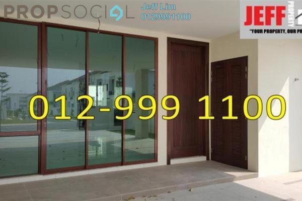 For Sale Terrace at Temasya Sinar, Temasya Glenmarie Freehold Unfurnished 5R/6B 1.68m