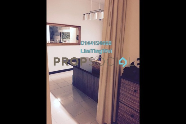 For Sale SoHo/Studio at Ritze Perdana 1, Damansara Perdana Leasehold Fully Furnished 1R/1B 408k
