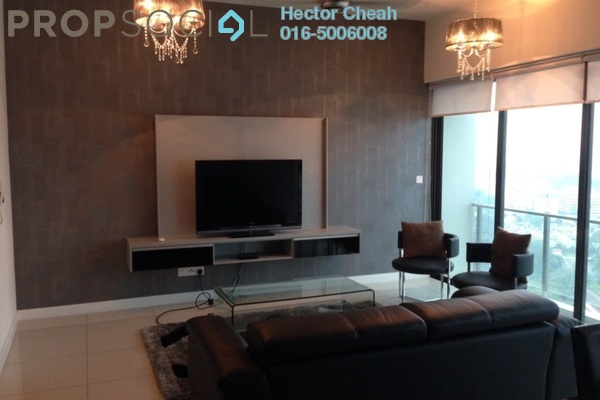 For Sale Condominium at Setia Sky Residences, KLCC Freehold Fully Furnished 3R/2B 990k