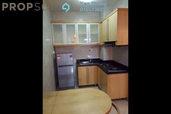 For Rent Condominium at The Heritage, Seri Kembangan Leasehold Fully Furnished 0R/1B 1.35k