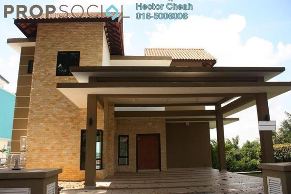 For Sale Condominium at Bukit Gita Bayu, Seri Kembangan Freehold Semi Furnished 6R/5B 2.95m