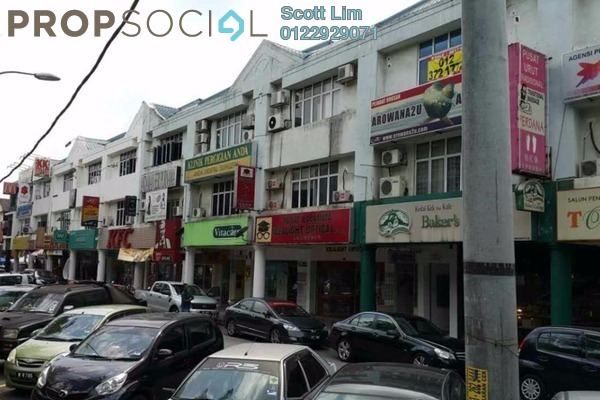 For Sale Shop at Dataran Pandan Prima, Pandan Indah Leasehold Fully Furnished 0R/0B 4.5m