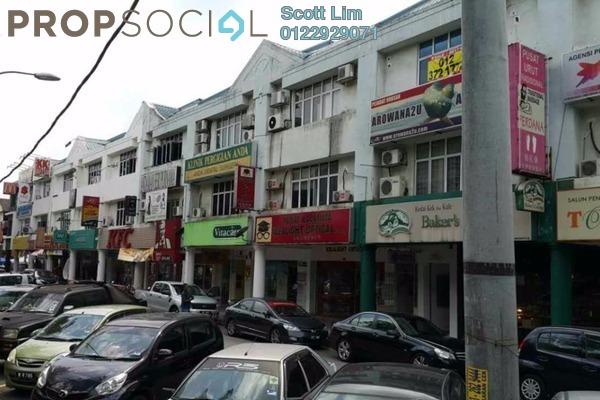 For Sale Shop at Dataran Pandan Prima, Pandan Indah Leasehold Fully Furnished 0R/0B 4.5百万