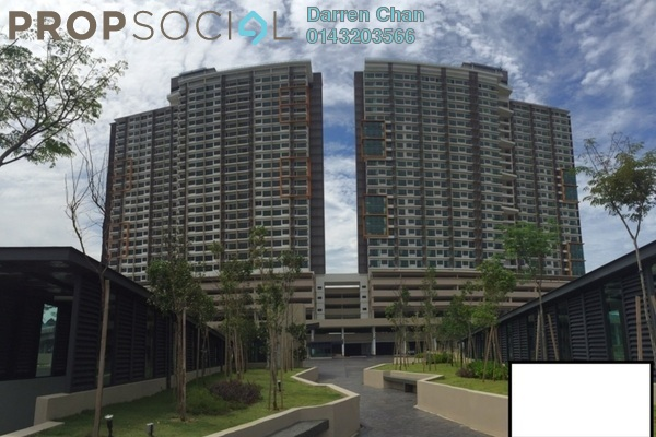 For Rent Condominium at Dex @ Kiara East, Jalan Ipoh Leasehold Fully Furnished 3R/2B 2.3k
