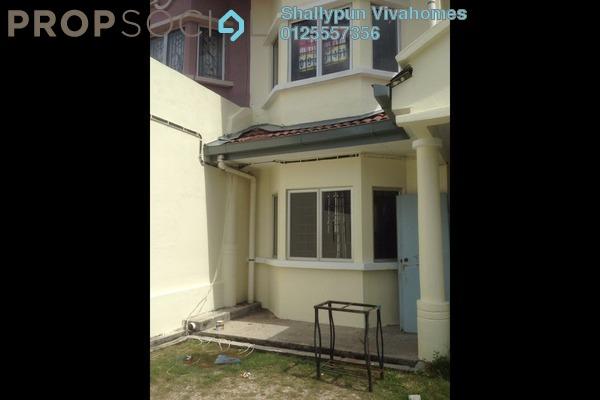 For Sale Terrace at Taman Lestari Perdana, Bandar Putra Permai Leasehold Semi Furnished 4R/3B 480k