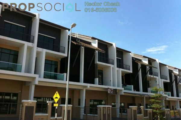 For Sale Semi-Detached at Ambrosia, Bandar Kinrara Leasehold Semi Furnished 6R/5B 1.05m