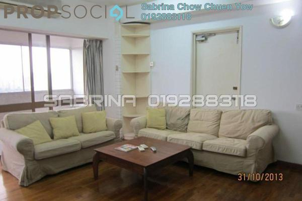 For Rent Condominium at Sri Wangsaria, Bangsar Freehold Fully Furnished 3R/2B 4.5k