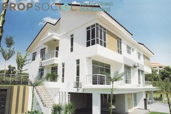For Sale Semi-Detached at Saujana Villa, Kajang Freehold Semi Furnished 6R/5B 1.2m