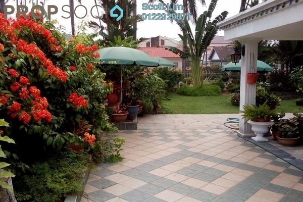 For Sale Bungalow at Section 8, Petaling Jaya Leasehold Semi Furnished 5R/2B 2.1m