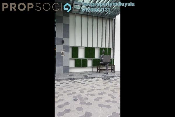 For Rent Condominium at D'Aman Ria, Ara Damansara Freehold Fully Furnished 2R/2B 2k