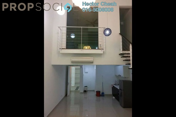 For Sale Condominium at The Scott Soho, Old Klang Road Freehold Semi Furnished 2R/2B 460k