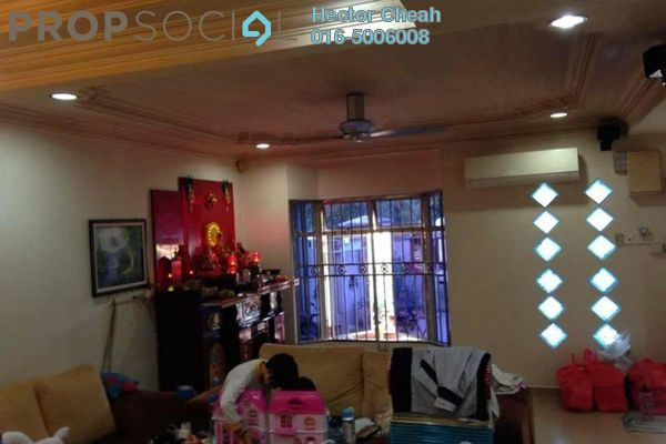 For Sale Terrace at Section 5, Bandar Mahkota Cheras Freehold Semi Furnished 4R/3B 580k