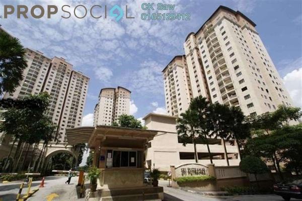 For Sale Condominium at Sri Putramas I, Dutamas Freehold Unfurnished 3R/2B 470k