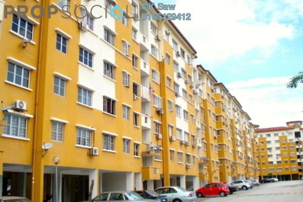 For Sale Apartment at Tainia Apartment, Kota Damansara Leasehold Unfurnished 3R/2B 345k